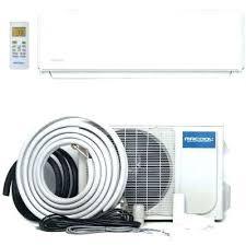 ductless heat pump costco. Delighful Heat Costco Heat Pump Heating And Air Advantage 1 Ton Ductless Mini Split  Conditioner And Ductless Heat Pump Costco O