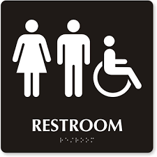 Handicap Bathroom Signs Amazing Free Printable Restroom Signs Download Free Clip Art Free Clip Art