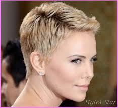 short hairstyles 2016 for young s for round faces8