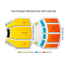 Santander Arena Seating Chart With Seat Numbers Reading Symphony Orchestra Eroica Reading Tickets 12 7