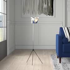 Mercury Row Ladd 61 Tripod Floor Lamp Reviews Wayfair