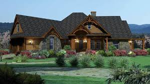 builder house plans. Likely Factors In Its Popularity Include The Appealing Stone-and-shingle Exterior, Inconspicuous Angled Garage, And Open Layout That Prioritizes Kitchen Builder House Plans