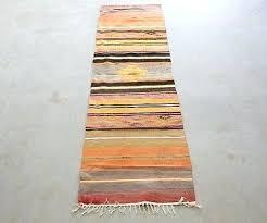 turkish kilim rug vintage rug 7 x 2 ft runner rug modern turkish kilim rugs australia