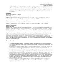 essay ewrt  2 palmore ewrt 2 essay 1 character analysis