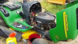 la 100 john deere lawn mower wiring diagram great installation of john deere l100 lawn tractor diagnosis complete electrical issues rh com john deere ignition wiring diagram john deere sabre lawn mower wiring