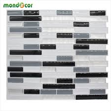 kitchen wall tiles. Marble Mosaics Tile » A Guide On Diy Home Decor 3d Wall Decal Mosaic Tiles  Kitchen Kitchen Wall Tiles