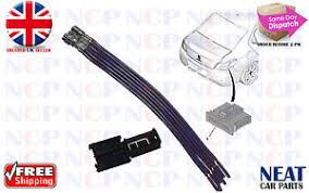 peugeot 307 308 508 1007 rear tail light lamp wiring 6 pin connector Peugeot 2007 image is loading peugeot 307 308 508 1007 rear tail light