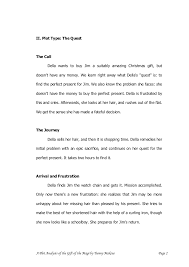 a plot analysis of the gift of the magi a plot analysis of the gift of the magi by tienny makrus page 1 4