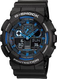 top 10 nice cheap watches for men under £100 best affordable g shock men s quartz watch ga 100 1a2er