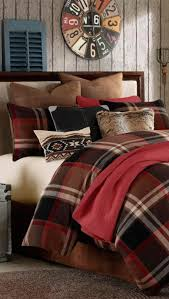 best 25 plaid bedding ideas on winter bedding plaid bedroom and rustic bedding sets