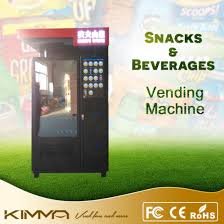 Vending Machine Candy Bars Adorable China Candy Bar And Sausage Vending Dispenser Machine For Sale