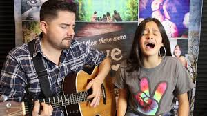 Sea of Love Acoustic Cover by Jorge & Alexa Narvaez   Reality ...