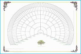 Ancestor Fan Chart Fan Family Tree Charts Templates Best Picture Of Chart