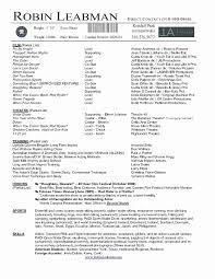 Word Resume Templates Elegant Cv Template Doc Word Cerescoffee