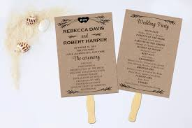 wedding program fan wedding fan program wedding program Wedding Program Kit Wedding Program Kit #15 wedding program kits michaels
