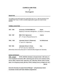 General Resume Objectives Statements Lovely Sample Resume Objective