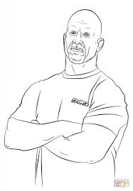 ⭐ free printable wwe coloring book. S C S Austin Wwe Coloring Pages Coloring Pages Stone Cold Steve