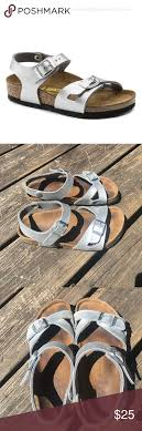 Kids Birkenstock Sandals Used Condition But Has Life Sizing