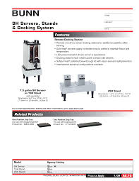 Bloomfield satellite warmers are specifically made to accommodate the servers and dispensers. 2