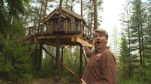 Behind the Build Glamorous Glamping Retreat Treehouse Masters