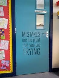 school classroom doors. Maths Classroom Vinyl Display - For My Door School Doors