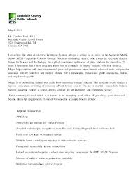 Sample College Recommendation Letter From Volunteer Work Of