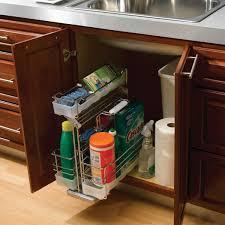 Undersink Caddy Accessories Bertch Cabinet Manufacturing