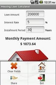 calculator house loan housing loan calculator review