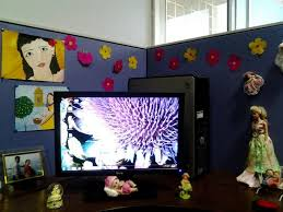 office cubicle wall accessories. office cubicle decoration in great sensation unique with paper flowers idea cubicles pinterest decorations wall accessories l