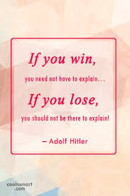 defeat quotes. defeat quote if you win need not have quotes u
