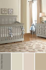 baby girl nursery furniture. classic nursery designed using brown tan and warm tones for baby girl features dolce furniture