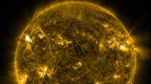 An uptick in solar storms could mean ...