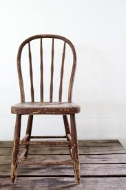 stylish vintage wooden kitchen chairs antique wood spindle chair painted wood chair antiques
