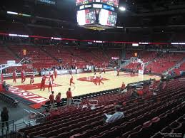 Uw Kohl Center Seating Chart Kohl Center Section 111 Rateyourseats Com