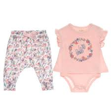 Jessica Simpson Baby Clothes Fascinating Jessica Simpson Baby Bodysuit And Pants Set For Girls Save 32%