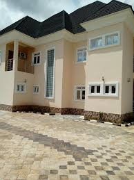 House Paints The Cost Of Painting A House In Nigeria Artnak Enchanting Beautifully Painted Houses Exterior Ideas Remodelling