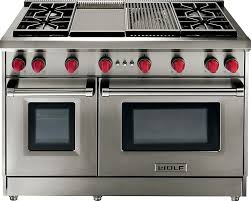 kitchenaid 48 inch range. wolf stainless steel 48 inch gas range with charbroiler and griddle kitchenaid t