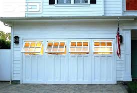garage door sensors garage door sensors garage door windows that open astonish doors with house design
