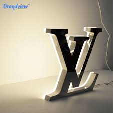 Led Light Box Sign Customized Advertising Light Box Sign Letters Stainless Steel Indoor Led Letter Light Box Buy Letter Light Box Light Box Sign Letters Stainless