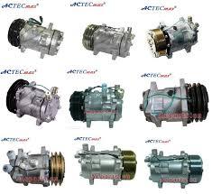 compresor de aire acondicionado de autos. nuevo auto/coches aire acondicionado a/c compresor sanden 508, sd 7h15 de autos
