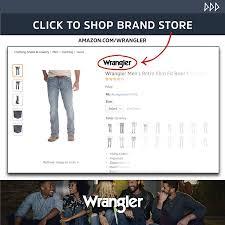 Wrangler Mens Cowboy Cut Fit Jean
