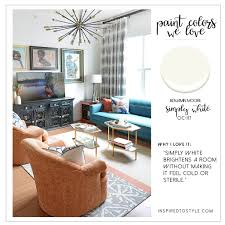 6 of My Favorite Paint Colors & Why They Work | Inspired To Style