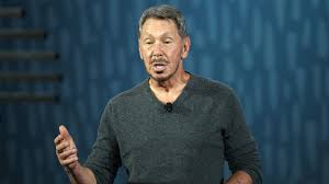 Oracle's Larry Ellison tells employees he's moved to Hawaii - Axios