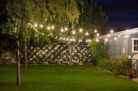How To String Cafe Lights How To String Cafe Lights Outdoors 0050 Diana Elizabeth