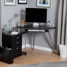 furniture briliant free wood desk plans corner computer desks for home office ideas with brown
