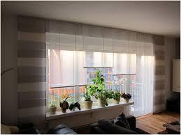 Gardinen Wohnzimmerfenster Und Balkontür Ideen Für Jugendzimmer