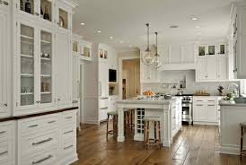 Contemporary White Country Kitchen Designs Airy Family Design Traditional 15 With Creativity