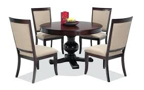 5 piece dining set round round 5 piece dining set with side chairs apollo 5 piece 5 piece dining set