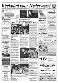 2012w42 By Nederweert24 Issuu