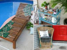 ideas for patio furniture. 3 outdoor furniture flips 10 photos ideas for patio